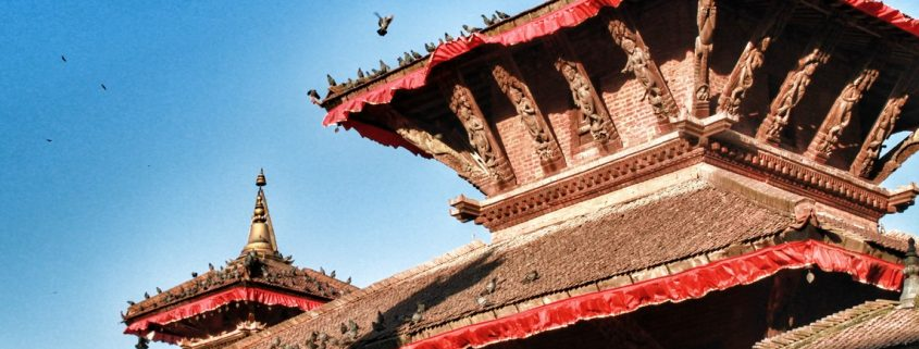 trg Durbar, Katmandu