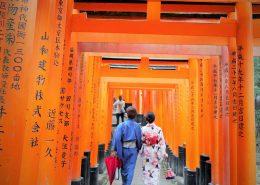 Kyoto Japonska Samsara potovanja