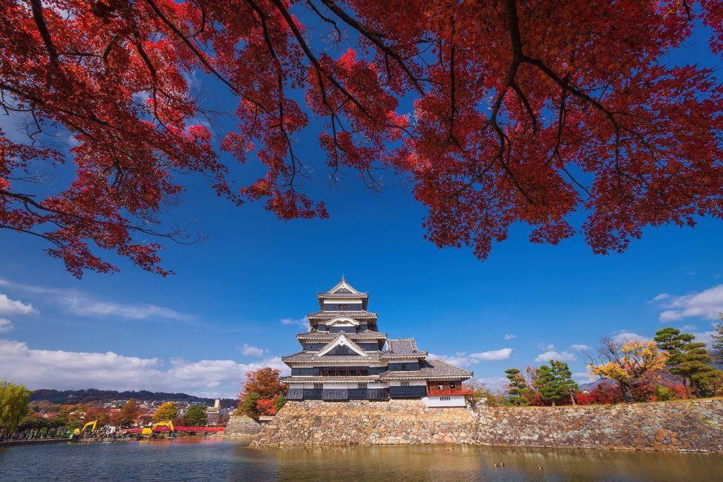 Matsumoto Japonska Samsara potovanja