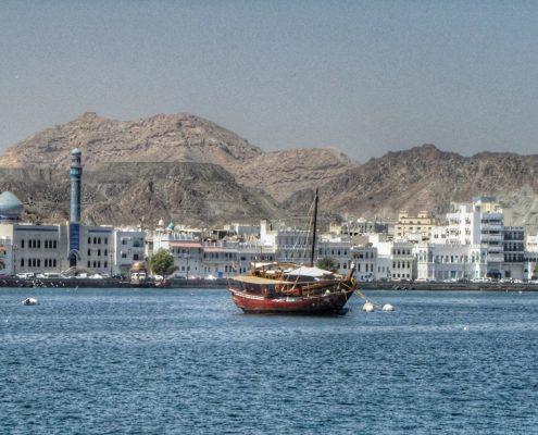 Oman Samsara potovanja