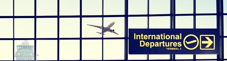 Letališče, letalo