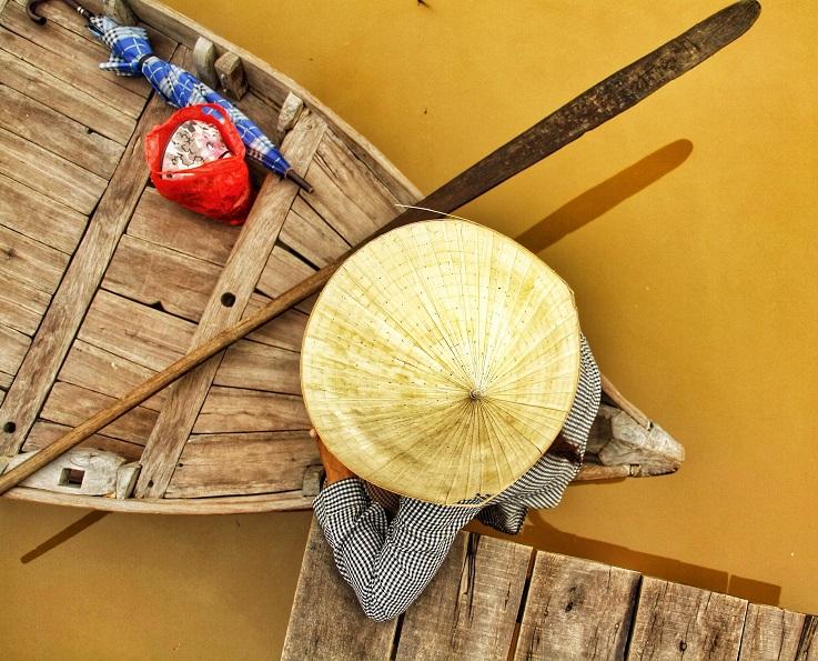 Zašiljeni klobuki, Vietnam