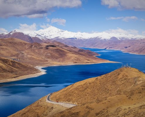 NEPAL IN TIBET