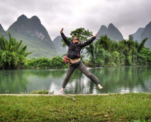 potovanje kitajska kras