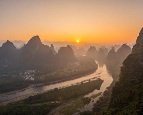 kitajska potovanje
