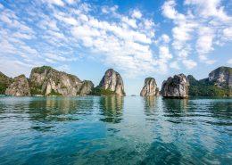 Halong Bay, Vietnam potovanje