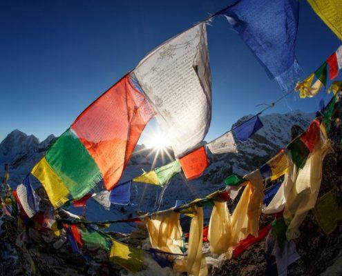 MARDI HIMAL - treking Nepal