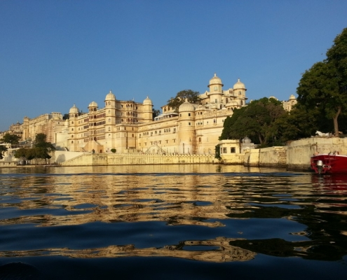 Indijske Benetke Udajpur, Indija