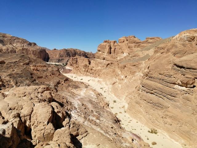 Sinajski Wadi