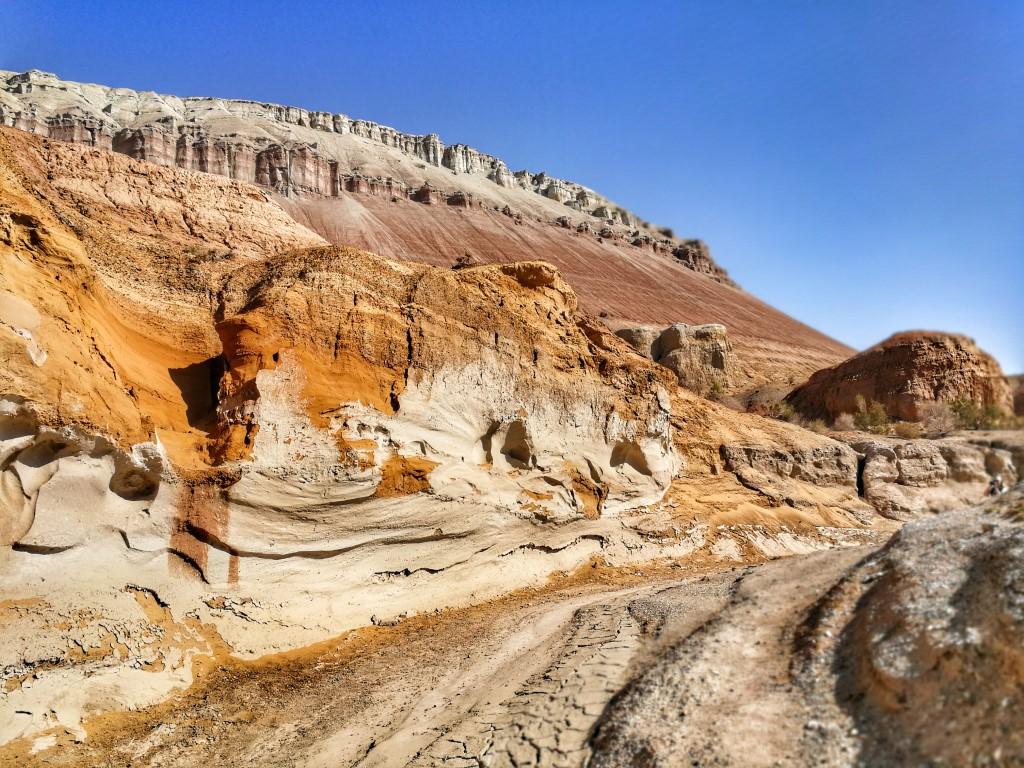 nacionalni park Charyn, Kazahstan