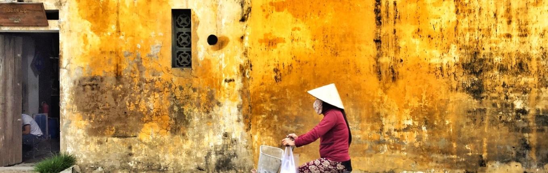 Ulice Hoi Ana, Vietnam