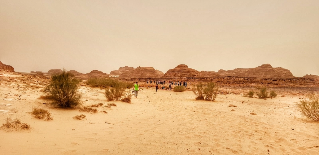 Potovanje po Sinaju