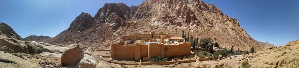 Samostan v sveti Katarini