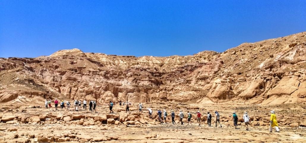 treking Sinaj