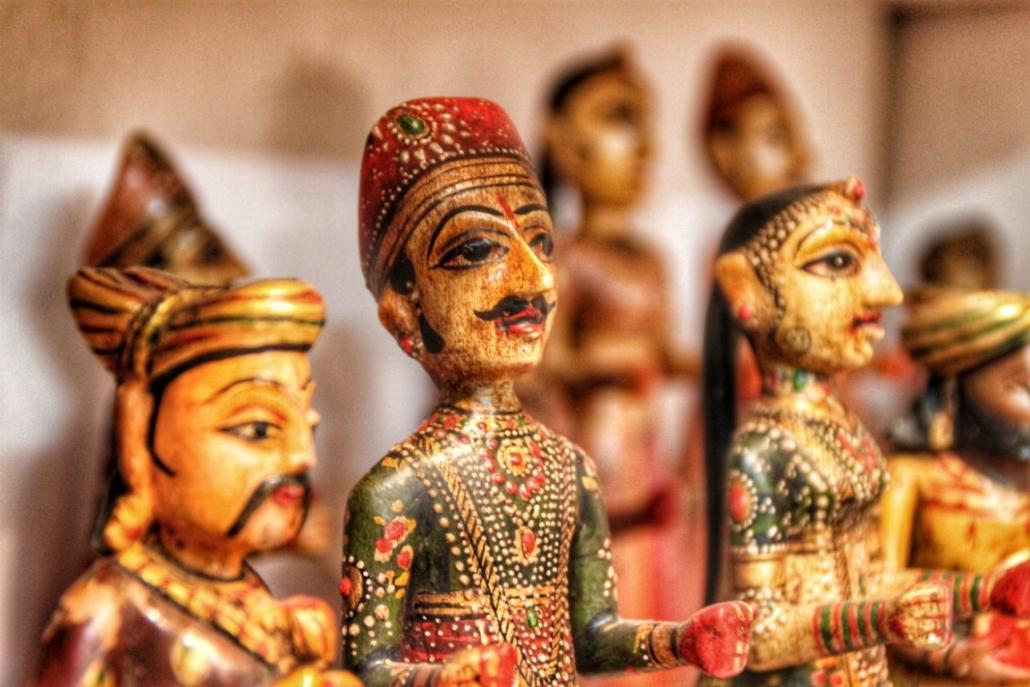 Potovanje Radžastan