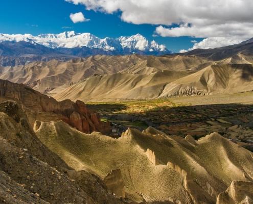 NEPAL - MUSTANG TREK