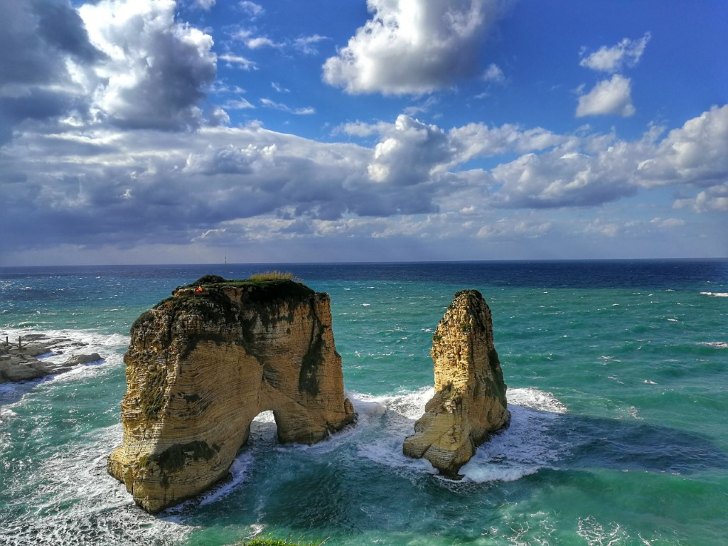 Potovanje Libanon