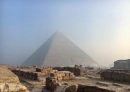 Giza piramide, Egipt