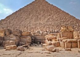 Piramide, Egipt