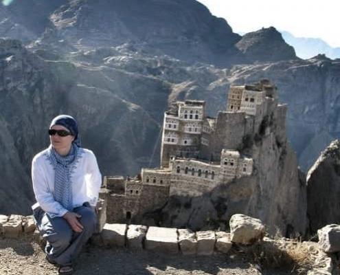 Nina Slamnik v Jemnu