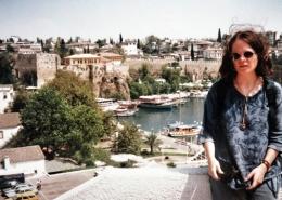 Nina Slamnik v Turčiji