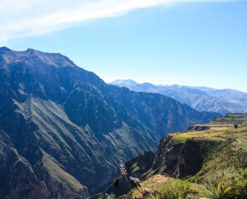 Treking po Colci, Peru