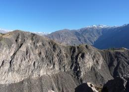 Kanjon Colca v Peruju