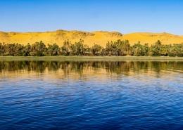 Reka nil, Egipt