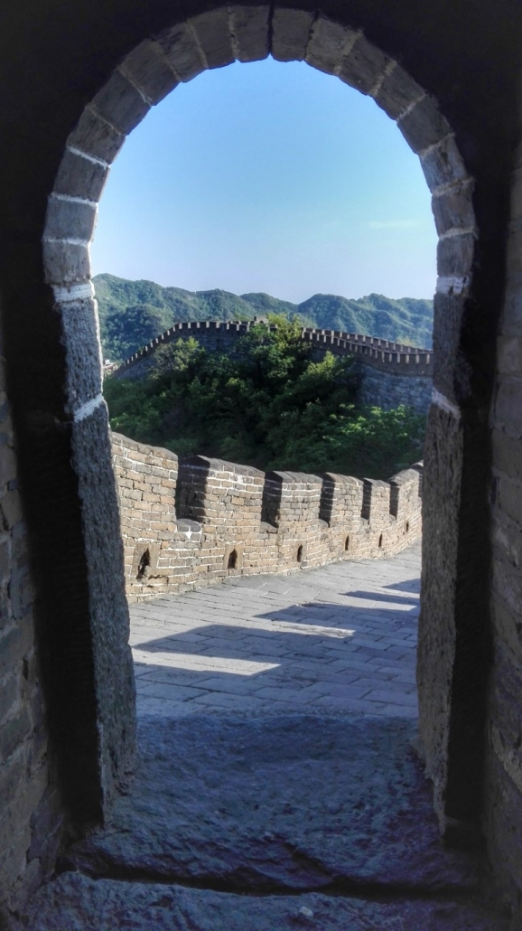 Veliki kitajski zid