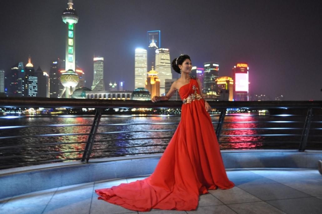 Mesto, ki nikoli ne spi - Šanghaj