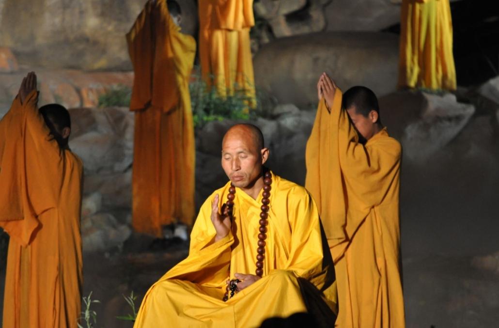 Budizem in šaolini