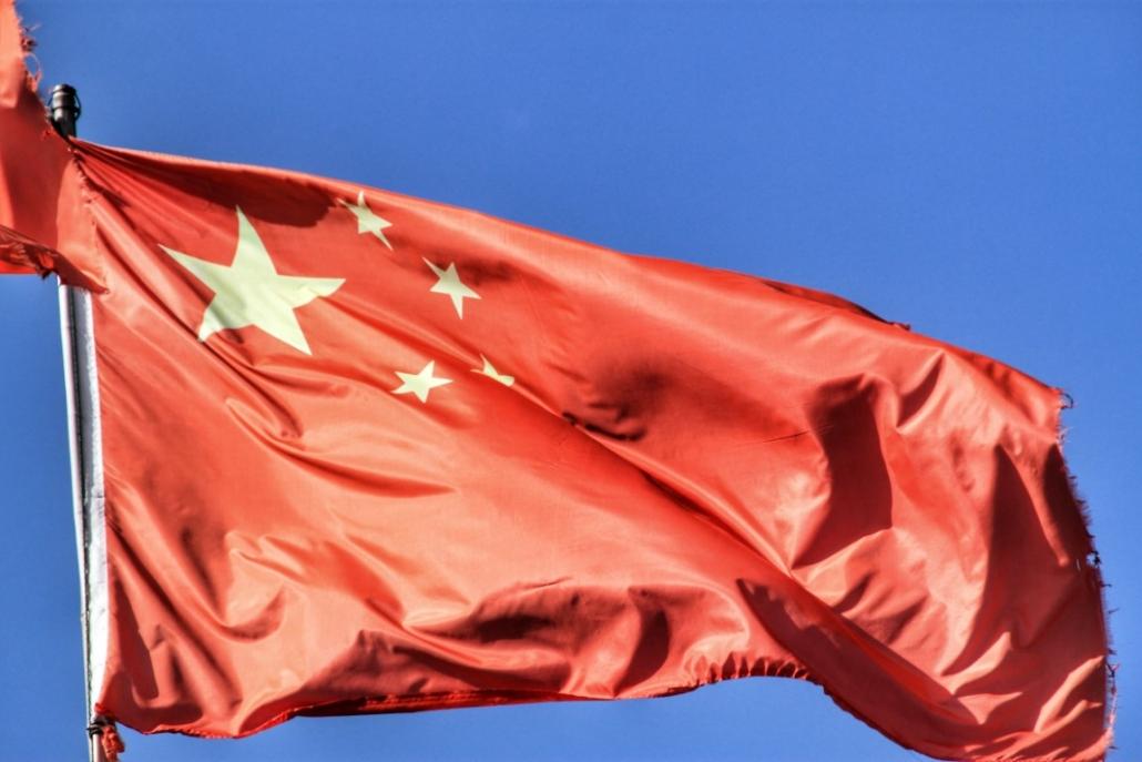 Kitajske - osrednje kraljestvo