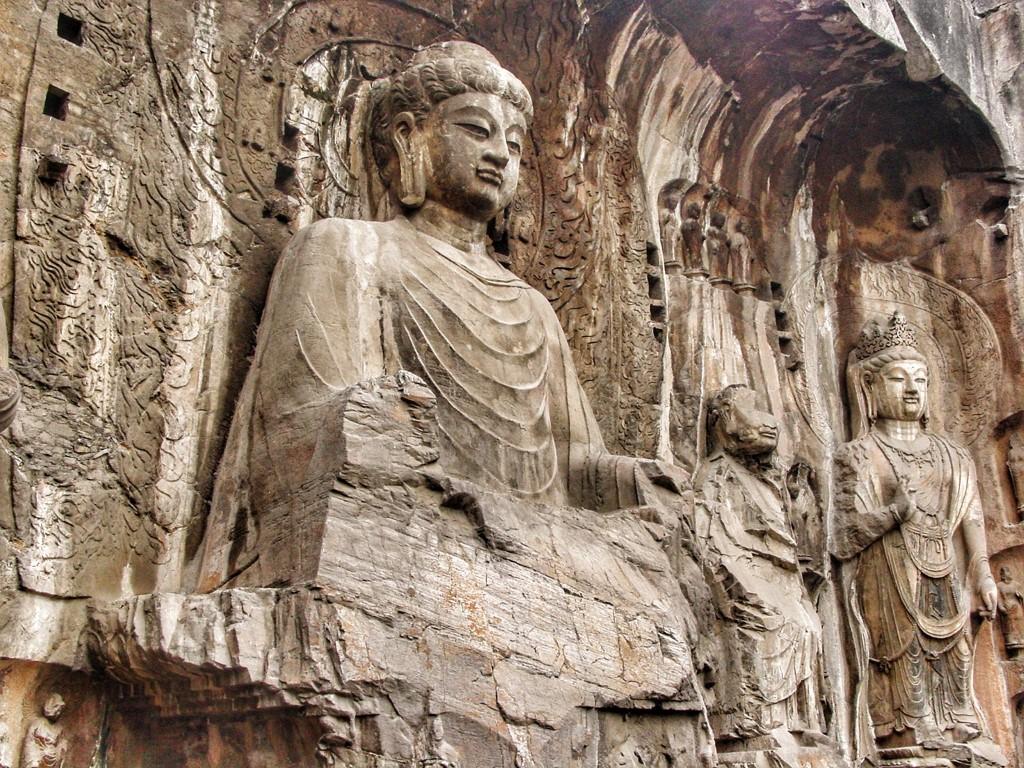 Budistične jame Longmen