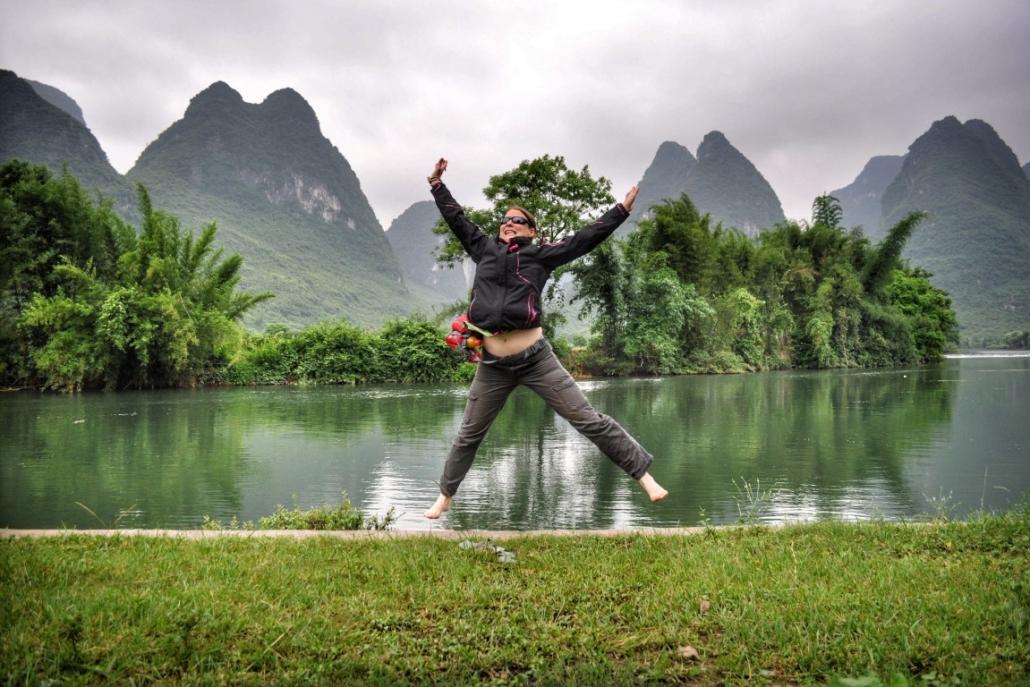 Marijana na Kitajskem