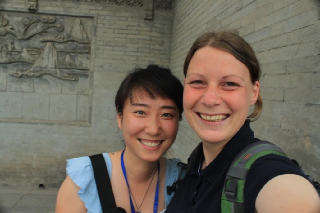 Fang Wu in Marijana, Kitajska