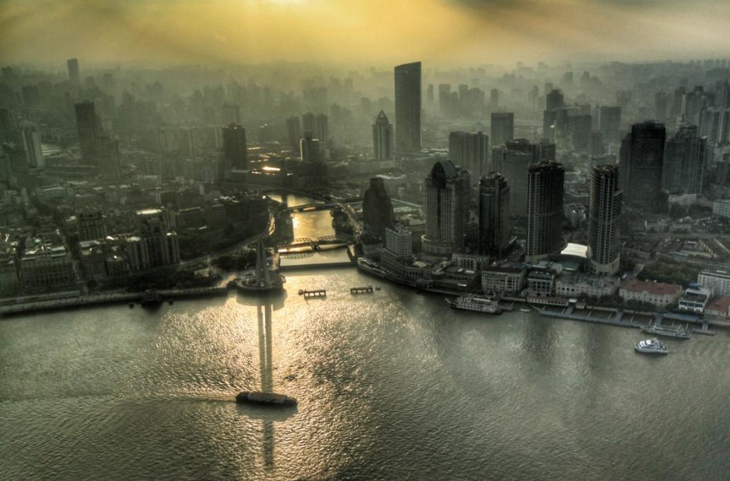 Šanghaj - mesto nebotičnikov