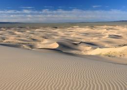 Mongolska puščava Gobi