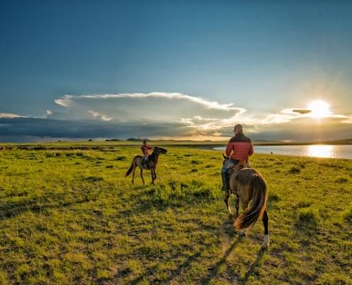 Mongolska stepa