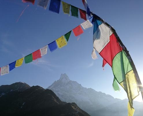 Manaslu, Nepal