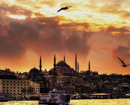 ISTANBUL 5 DNI
