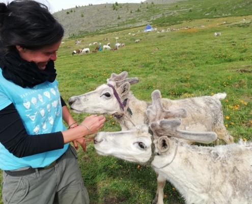 Helena v Mongoliji