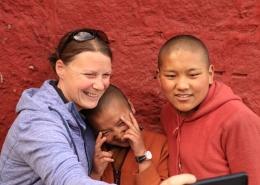Marijana na Tibetu