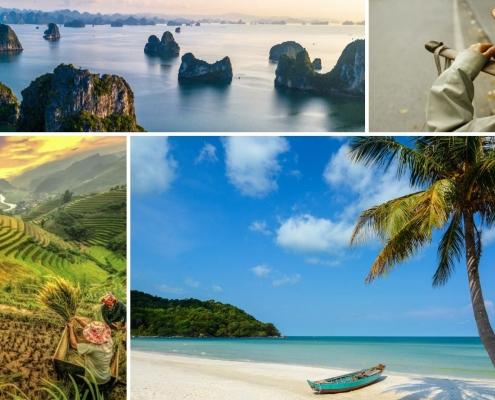 Potovanje Vietnam