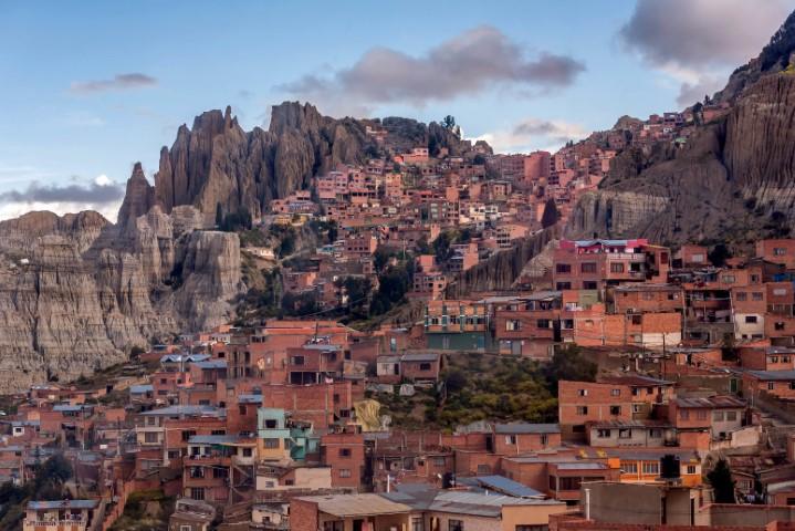 Bolivija, La Paz