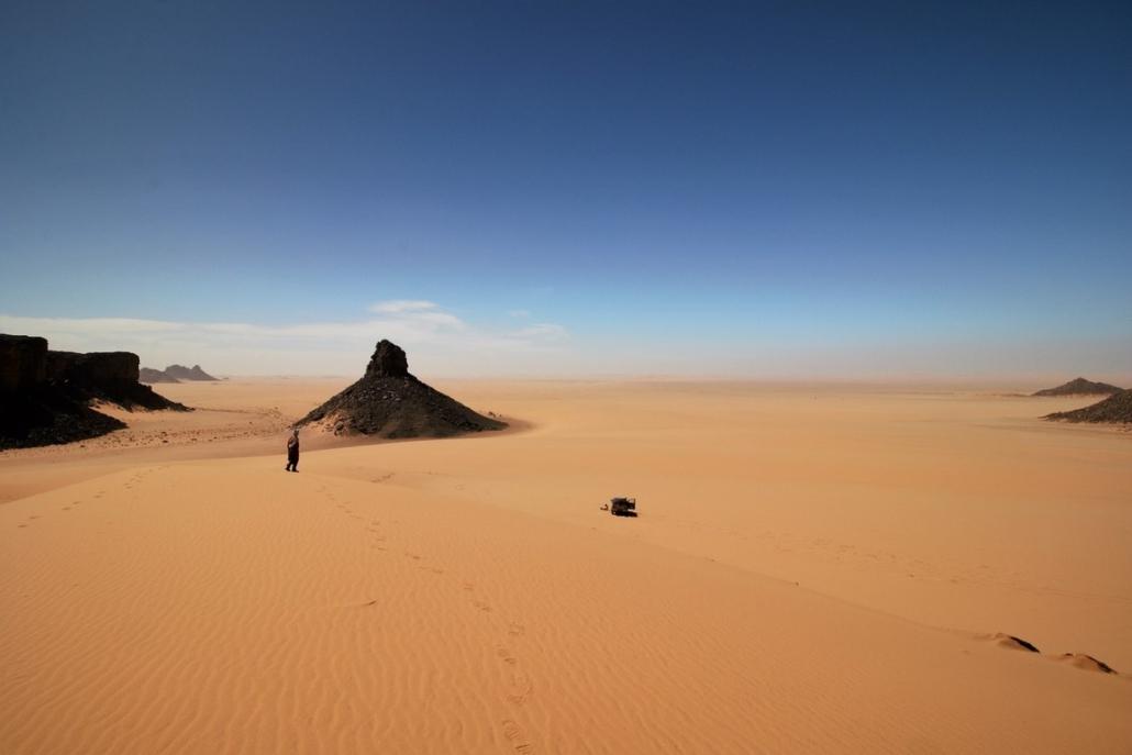 Alžirija, Samsara potovanja
