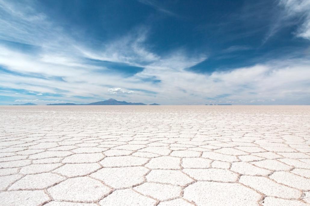 Potovanje Bolivija