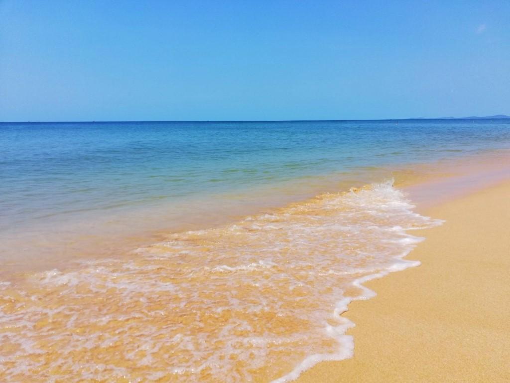 Phu Quoc plaža, Vietnam