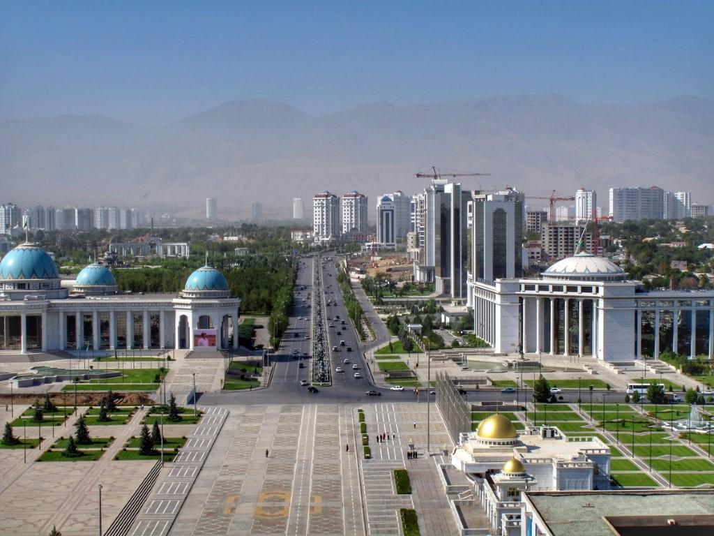 Aškabad, Turkmenistan