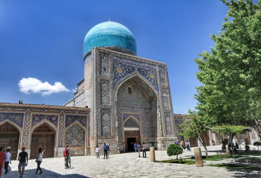 Osrednja Azija - Buhara, Uzbekistan