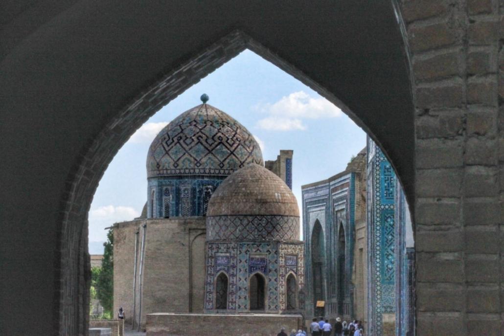 Osrednja Azija - Samarkand, uzbekistan